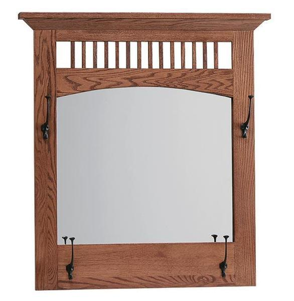 Amish Mission Wall Mirror