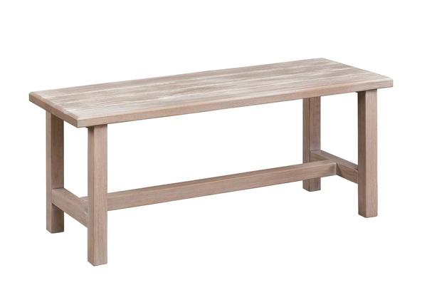 Amish Backless Mission Bench