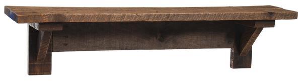 Amish Pallet Wood Shelf
