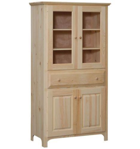 Country Living Pantry Cabinet