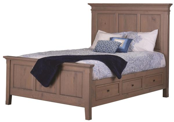 Amish Rockport Storage Bed