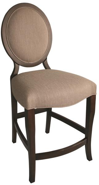 Amish Lyndon Side Bar Chair