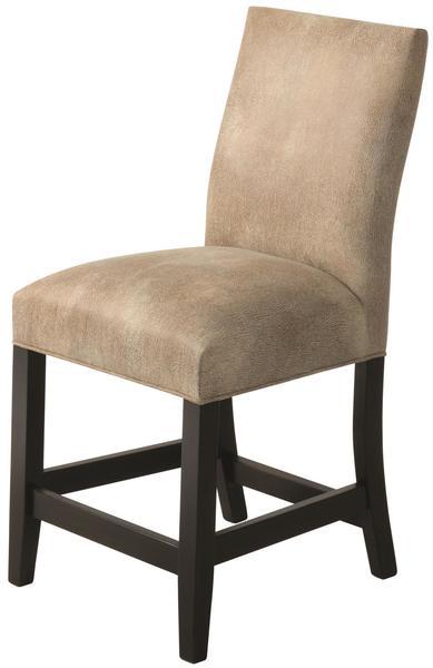 Amish Hudson Side Bar Chair