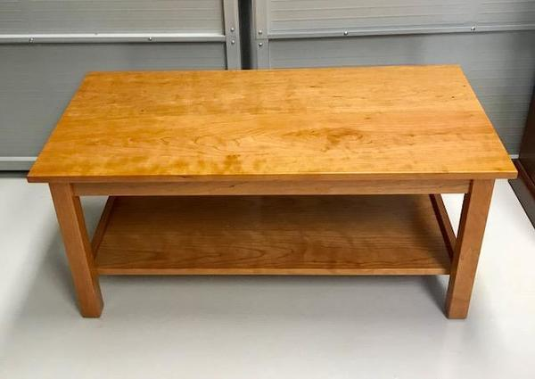 In Stock Cherry Coffee Table