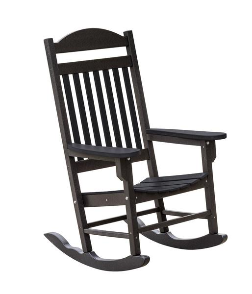 Eco Poly Outdoor Furniture Porch Rocker