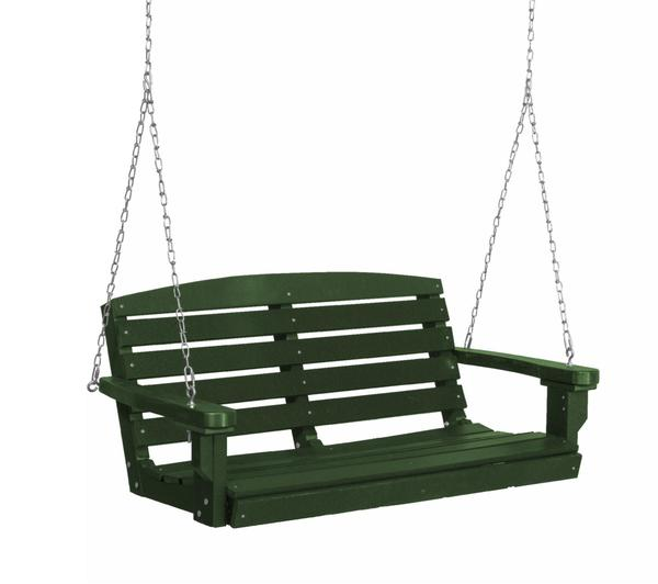 EcoPoly Classic Porch Swing