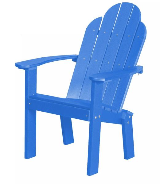 Recycled Poly Outdoor Deck Chair