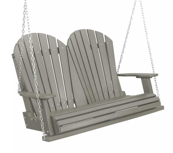 Eco Poly Lumber Porch Swing