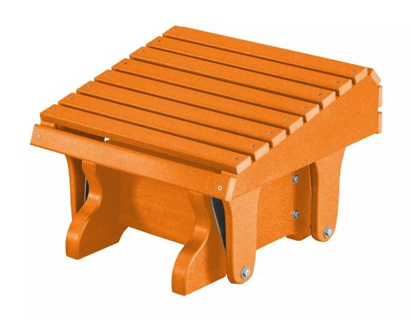 EcoPoly Lumber Gliding Footrest