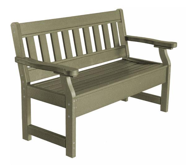 EcoPoly Furniture Garden Bench