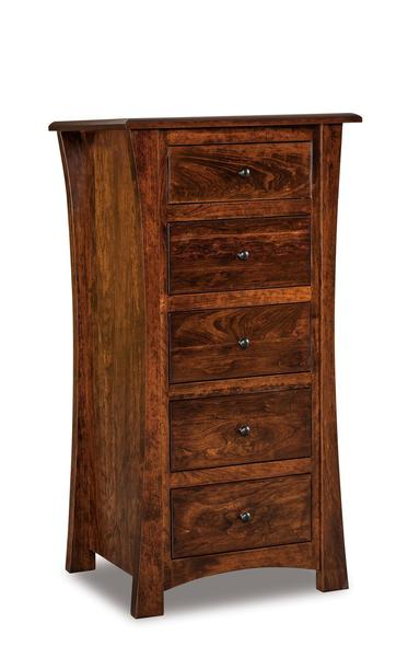 Amish Matison Five Drawer Lingerie Chest