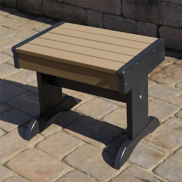 Amish EZ Poly End Table