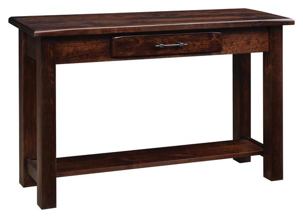 Amish Barn Floor Sofa Table