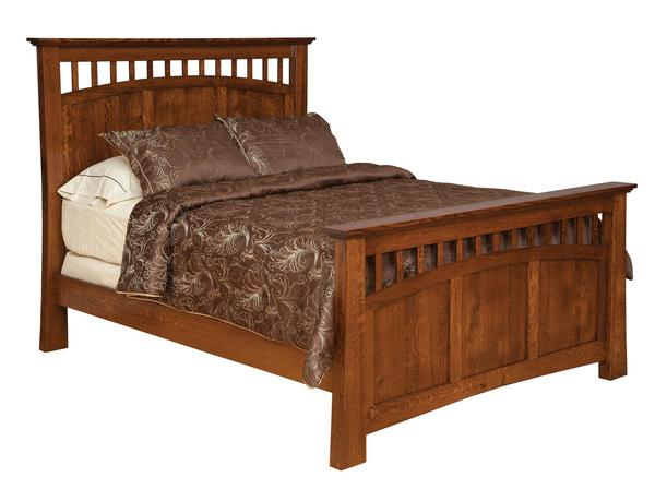 Amish Bridgeport Mission Bed