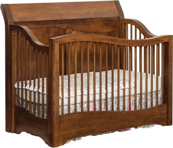 Amish Arena Cove Convertible Crib