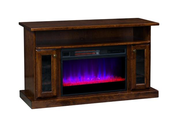 Cheyenne Electric Fireplace Entertainment Center