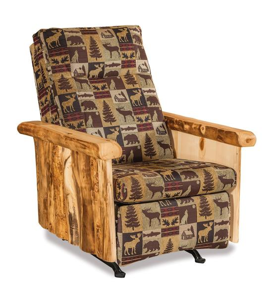 Amish Aspen Rocker Recliner