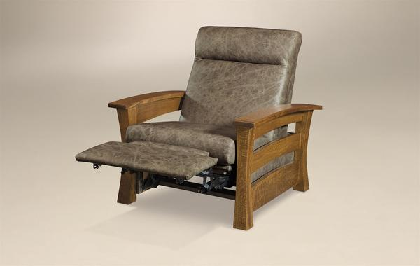 Amish Barrington Wall Hugger Recliner