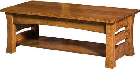 Amish Barrington Coffee Table