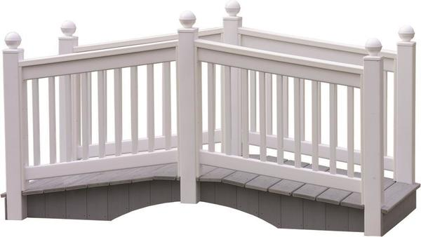 LuxCraft Outdoor Vinyl Bridge