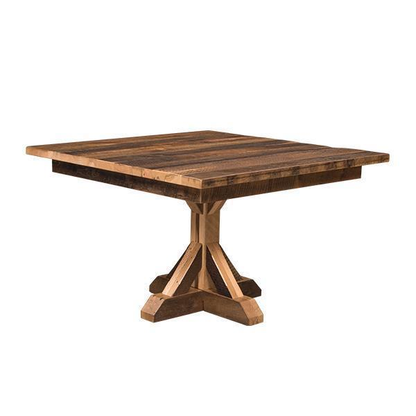 Norwich Reclaimed Barn Wood Dining Table