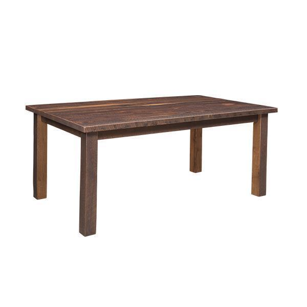 Oxford Reclaimed Barn Wood Dining Table