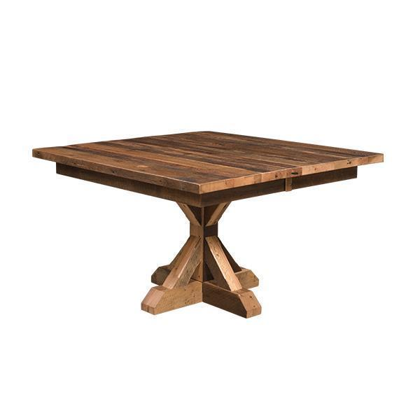 Norwich Extension Reclaimed Barn Wood Table