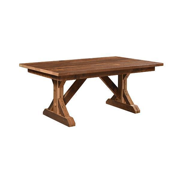 Stretford Reclaimed Barn Wood Dining Table