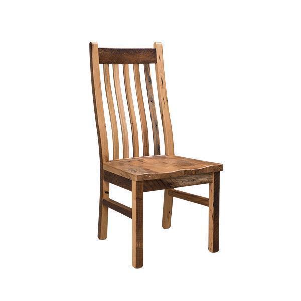 Reclaimed Barn Wood Edinburgh Dining Chair
