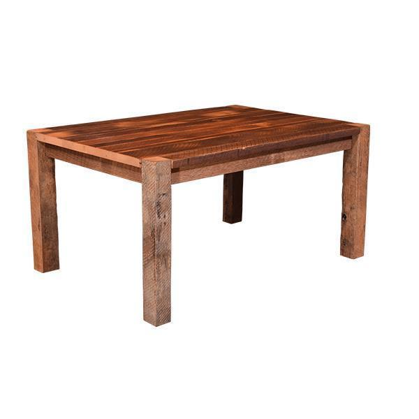 Timber Ridge Extension Reclaimed Barn Wood Table