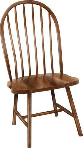 Amish Bent Dowel Dining Chair