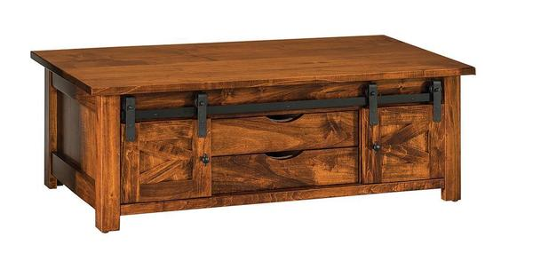 Amish Teton Coffee Table