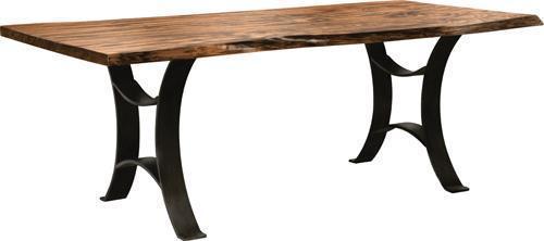 Amish Astoria Trestle Table