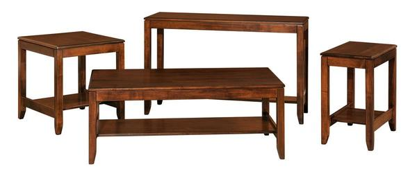 Amish Fairfield Sofa Table