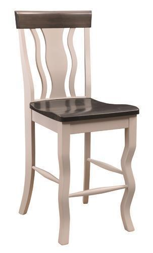 Amish Liberty Bar Stool