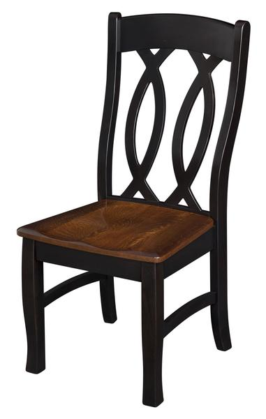 Amish Cambria Dining Chair