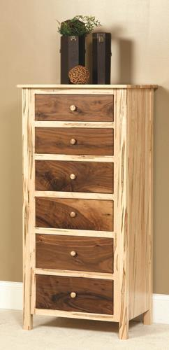 Amish Cornwell Lingerie Chest with Drawers