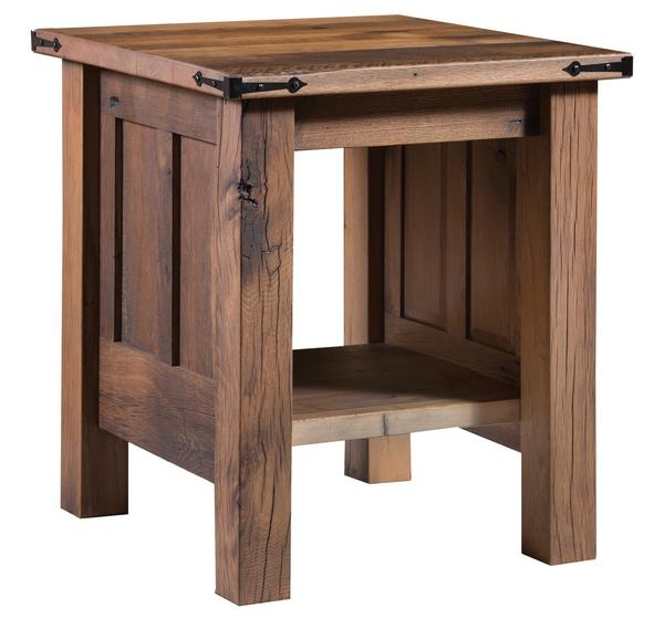 Amish Kimbolton End Table