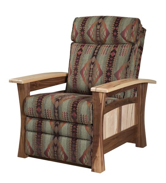 Amish Shaker Gateway  Recliner