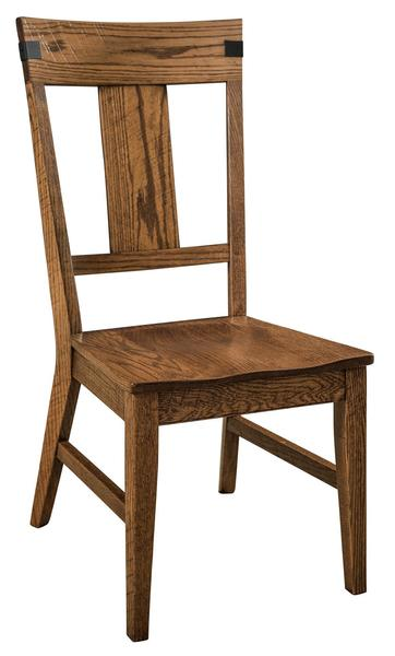 Amish Lahoma Dining Chair