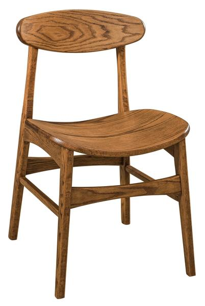 Amish Marque Side Chair