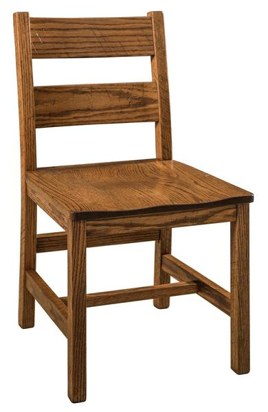 Amish Memphis Dining Chair