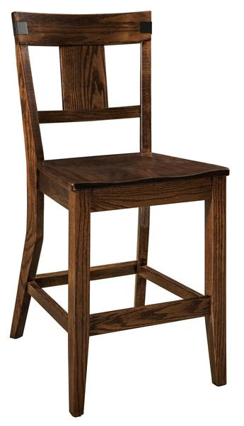 Amish Memphis Bar Stool