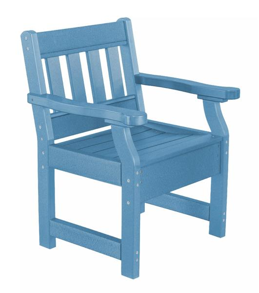 Recycled Poly Outdoor Heritage Garden Chair