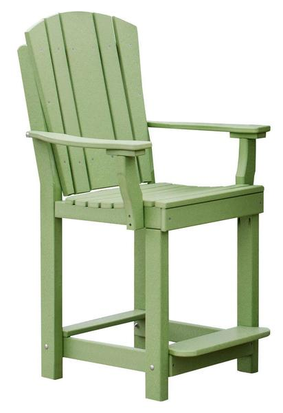 Recycled Poly Outdoor Heritage Patio Dining Chair