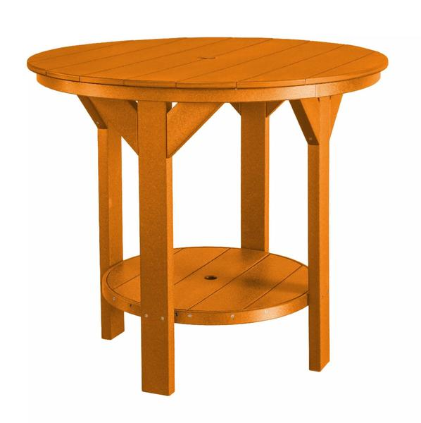 EcoPoly Outdoor Furniture Heritage Pub Table