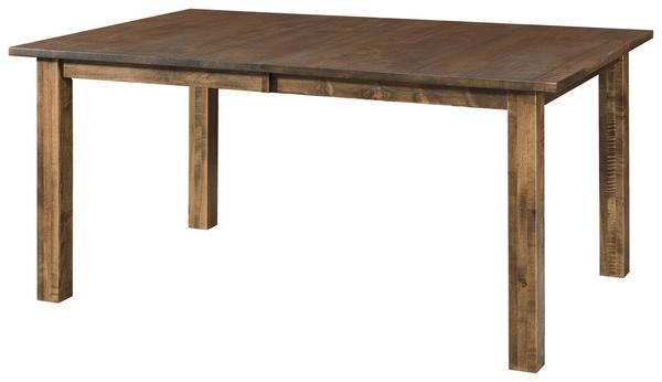 Amish Vintage Leg Table
