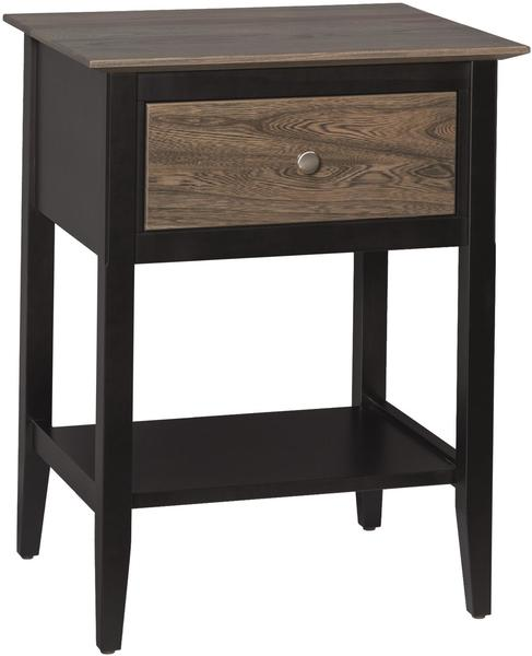Amish Berkeley One Drawer Nightstand - Quick Ship