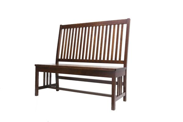 Amish Renwick Mission Bench