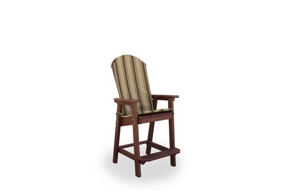 Finch Great Bay Poly Counter Chair